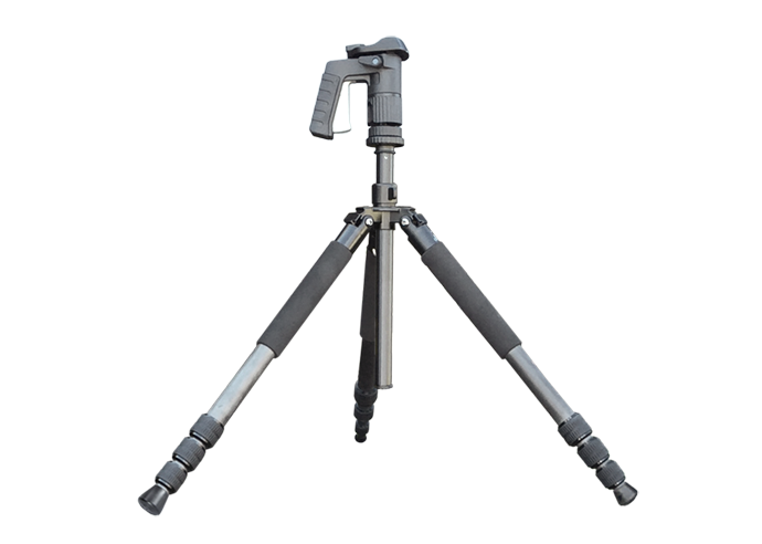 Professional Titanium Tripod with a Grip